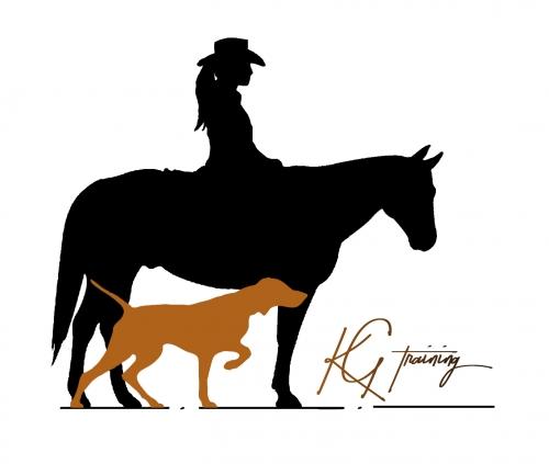 KG training logó